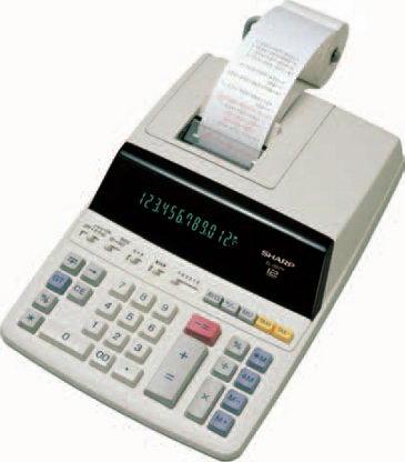 شارپ 2607 - ماشین حساب - شارپ SHARP EL-2607P