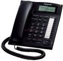 گوشی تلفن ثابت پاناسونیک مدل Panasonic Corded Telephone KX-TS880