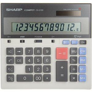 ماشین حساب شارپ مدل 2130 Sharp CS-2130 Calculator