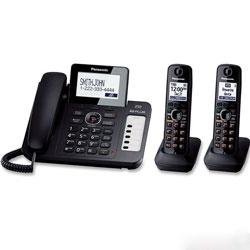 TK TG66722 - تلفن بی سیم پاناسونیک Panasonic KX-TG6672