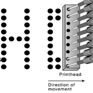 001 300x300 - چاپگر های ضربه ای