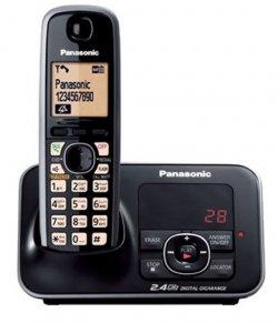 گوشی تلفن بی سیم پاناسونیک مدل panasonic KX-TG3721