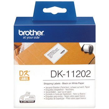برچسب پرينتر ليبل زن برادر مدل 11202 Brother DK-11202 Label Printer