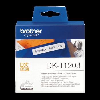 برچسب پرينتر ليبل زن برادر مدل 11203 Brother DK-11203 Label Printe