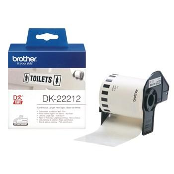 برچسب پرينتر ليبل زن برادر مدل22212 Brother DK-22212 Label Printer
