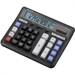 ماشين حساب شارپ مدل 2135 SHARP EL-2135 Calculator