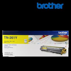 کارتریج (تونر) فابریک لیزری زرد برادر Brother TN- 261Y