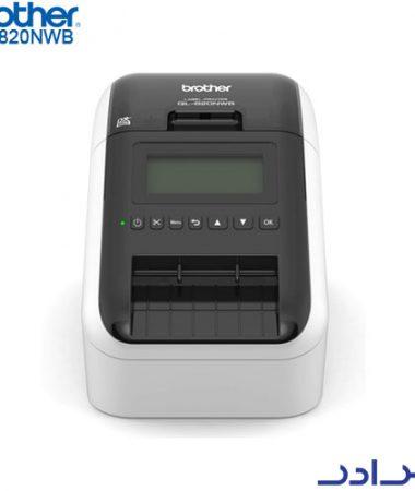 پرینتر لیبل زن برادر brother QL-820NWB Labeller Printer
